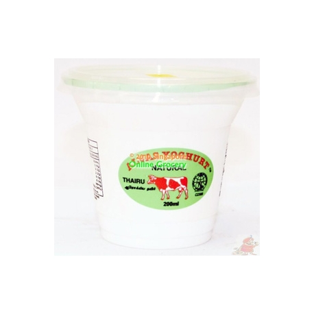 Alva's Yogurt 500g Cup Indian