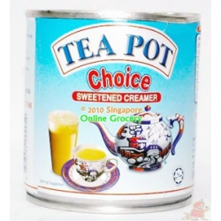 Tea Pot condensed milk