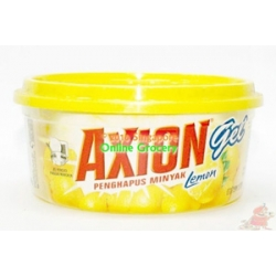 Axion Dish Washing Pastelime 400g