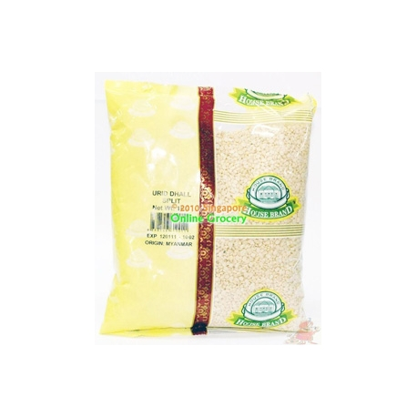White Urad Split Dal 500g