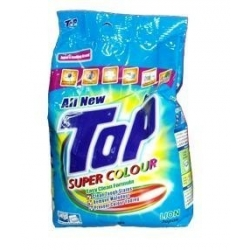 Top Detergent Powder 5 Kg Super Color