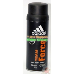 Adidas Deo Body Spray Team Force 150ml