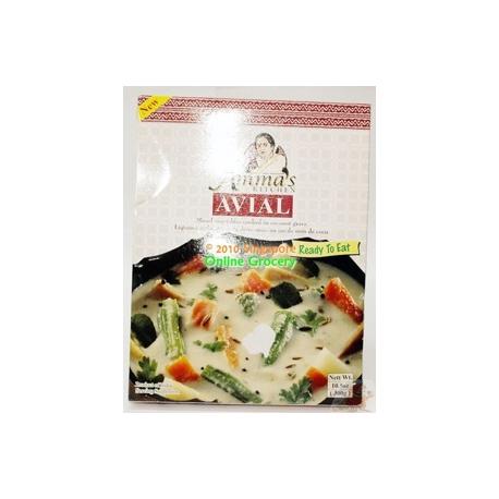 Amma's Kitchen Avial 300gm