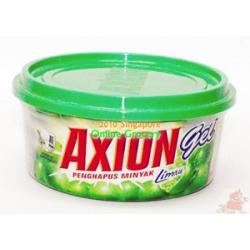 Axion Dishwashing Paste Lime 400gm