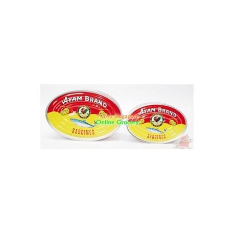 Ayam Brand Sardine 155gm