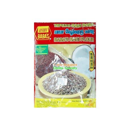 Baba's Ragi Flour 500gm