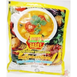 Babas Sambar Curry Powder 250gm