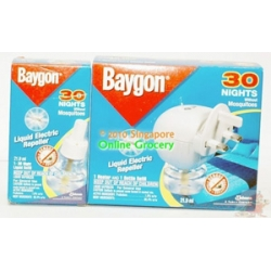 Baygon Electric Reppler Refill 21.9ml