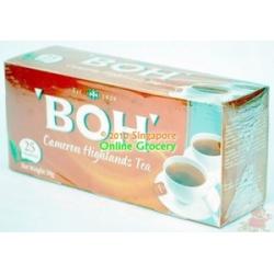 Boh Tea Bags 50 Tea Bags