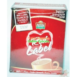 Brooke Bond Red Label Tea 245gm