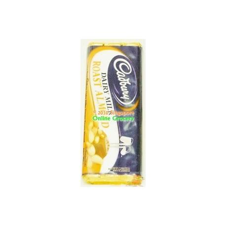 Cadbury Dairy Milk Roast Almond 75gm