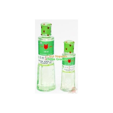 Cap Lang Minyak Kayu Putih Cajuput Oil 120ml