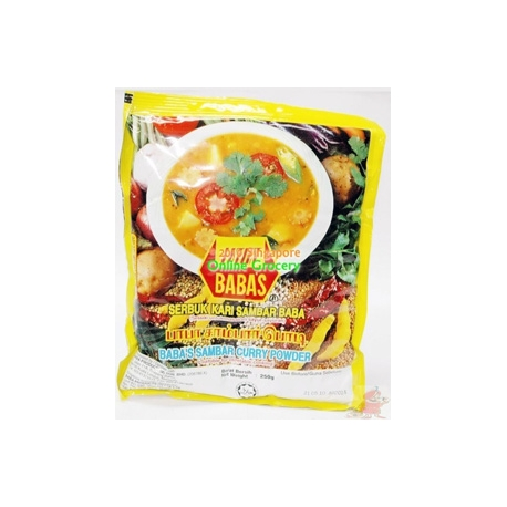 Baba's Sambar Powder 250g