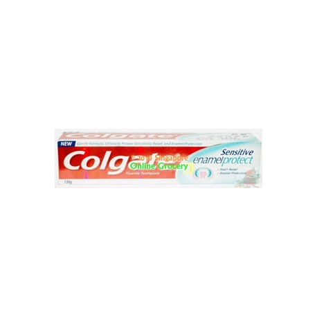 Colgate Sensitive Enamel Protect 130gm