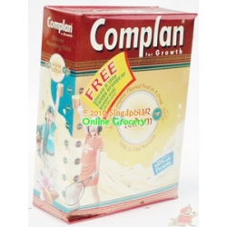 Complan For Growth Kesar and Badam 400gm