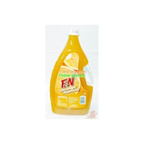 F&N Orange Squash (Spore) 2L