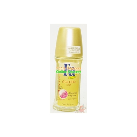 Fa Deo Roll-On Golden Star 50ml