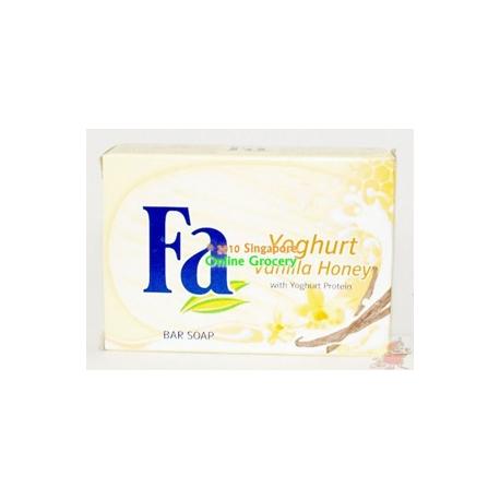 Fa Soap Yoghurt Vanilla Honey 125gm