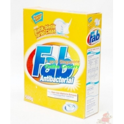 Fab Soap Powder Antibacterial 500gm