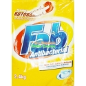 Fab Soap Powder Antibacterial 2.4Kg