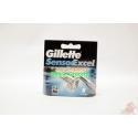 Gillette Sensor Excel Cartridges 5 Cartridges