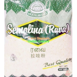 House Brand Semolina 500gm