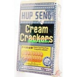 Hup Seng Cream Crackers Pkt 428 gm