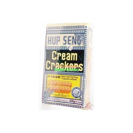 Hup Seng Cream Crackers Pkt 428 gm