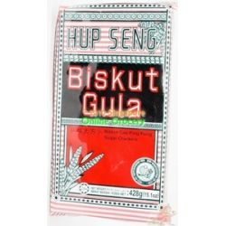 Hup Seng Sugar Crackers 428gm