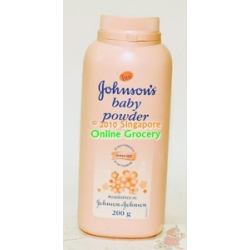 Johnson's Baby Powder Pink 200gm