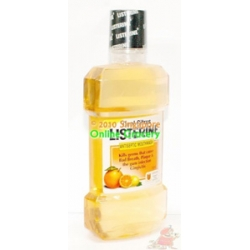 Listerine Mouth Wash Cool Citrus 750ml