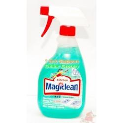 Bathroom Magiclean Sprayer Green 500ml