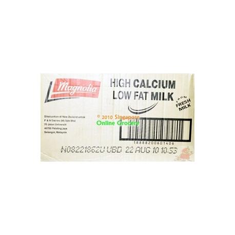 Calcium In Low Fat Milk 98