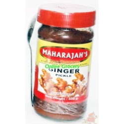 Maharaja Ginger Pickle 300gm
