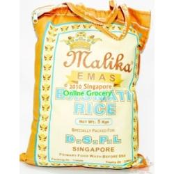 Malika Emas Basmati Rice