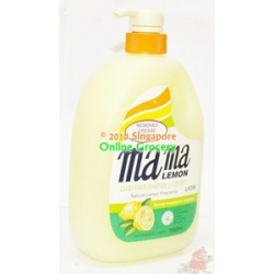 Mama Dishwashing Liquid 1000ml (pump)