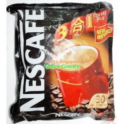 Nescafe 3 in 1 New & Improved 30 sticks