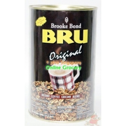 Bru Coffee 100% pure 200g Bottle