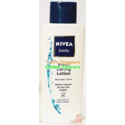 Nivea Body Fresh Caring Lotion 250ml