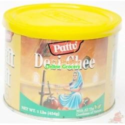 Pattu Desi Ghee 454gm