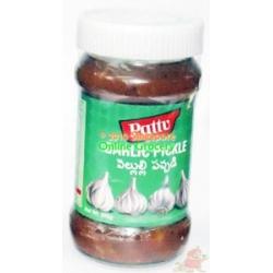 Pattu Garlic Pickle 300gm