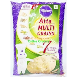 Pillsbury Atta Multi Grains 1kg