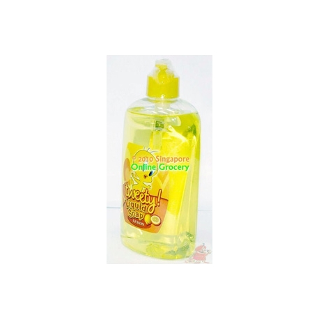 Tweety Liquid Soap Lemon