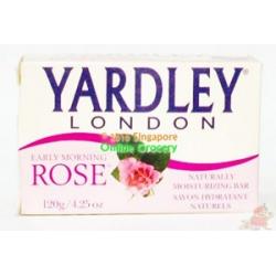 Yardley London Early Morning Rose Soap 120gm