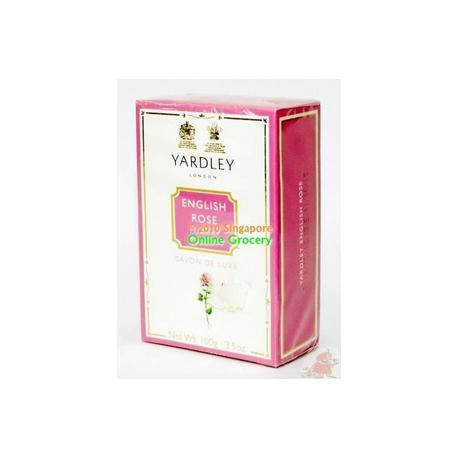 Yardley London English Rose Soap 100gm
