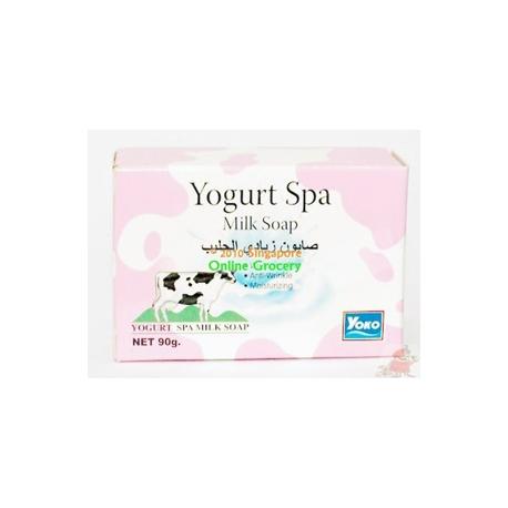 Yoko Yoghurt Spa Milk Soap 90gm