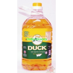 Duck 100% Vegetable Cooking Oil 3L