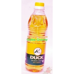 Duck 100% Vegetable Cooking Oil 2L