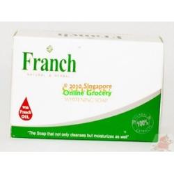 Franch Soap Saffron 100gm