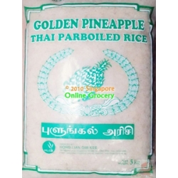 Golden Pineapple Thai Parboiled Rice (5kg)